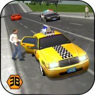 Taxi Driver 2019 - USA City Cab Driving Game APK