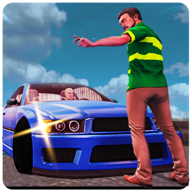 City Car Driving Game Licensed Driving Academy 3D APK