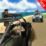 Beach Buggy Car Death Racer: Ultimate Racing War APK