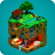 The MiniCraft 2: Adventure Crafting Game APK