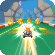 Flash Kart Racing APK