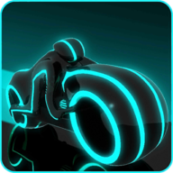 Neon Bike Race APK