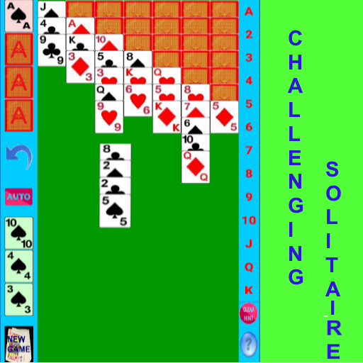 Challenging Solitaire Game APK