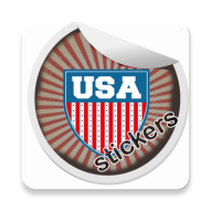 USA Stickers For WhatsApp APK