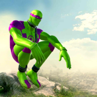 Rope Frog Spider Power APK