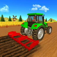 Farming Games Tractor Driving Simulator 18 APK
