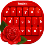 Red Rose Keyboard ⚘ ⚘ ⚘ APK
