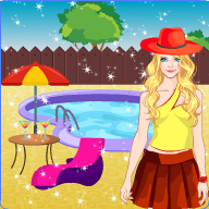 Doll Dress Up - Pool Party APK