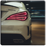 Benz CLA200 Driving Simulator APK