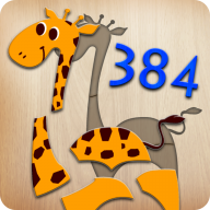 384 Puzzles for Kids APK