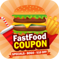 King Fast Food Coupons APK
