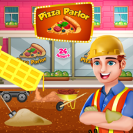 Build A Pizza Parlor APK