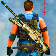 Sniper Gun Strike: Cover Fire Target Shooter APK