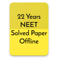 20 Years Neet Solved Papers APK