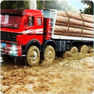 Mud truck driving APK