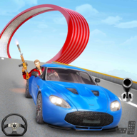 Taxi Car Stunts APK