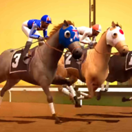 Jumping Horse Racing Simulator 3D APK
