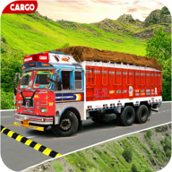 Indian Real Cargo Truck Driver APK