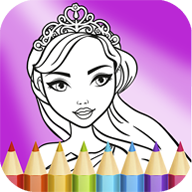 Princess Coloring Pages APK