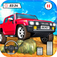 Mountain Jeep Climb 3D & Monster Truck 6x6 APK
