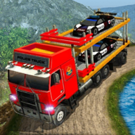 OffRoad Police Truck Transporter Games APK