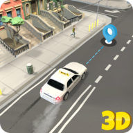 Pick Me Up and Drop off: Ride Sharing Simulator 3D APK