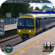 Europe Train Simulator - Train Driver 3D APK