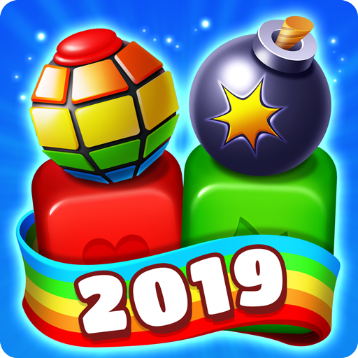 Toy Cubes Pop APK