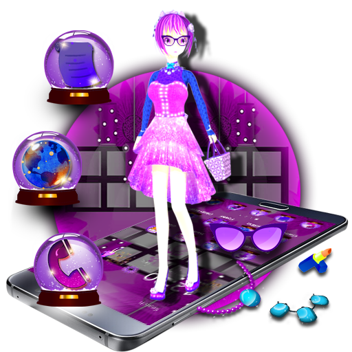3D Cute Sex Doll Theme APK
