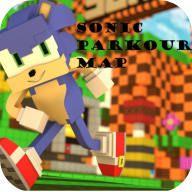 Sonic Parkour Map For MCPE APK 1 0 - download free apk from