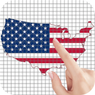 Country Flag Maps Color by Number - Pixel Art Game APK