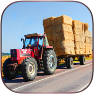 Animal & Hay Transporter Tractor APK