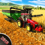Real Farm Town Farming Simulator Tractor Game APK