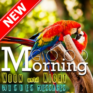Morning Afternoon Night Wishes Messages APK