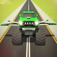 Flying Truck Pilot Driving 3D APK