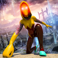 Super Flash Spider Women APK