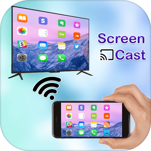 Smart View TV All Share Cast Screen Mirroring APK