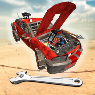 FMC: Mad Road Mechanic! LITE APK