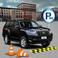 Prado Parking game APK