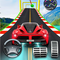Impossible Car Stunts Driving Simulator APK
