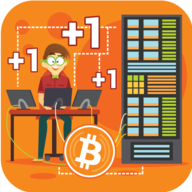 Bitcoin Miner Idle Clicker Tycoon APK