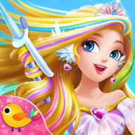 Sweet Princess Fantasy Hair Salon APK