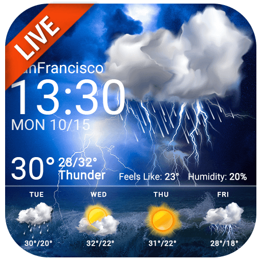 Weather Widget APK