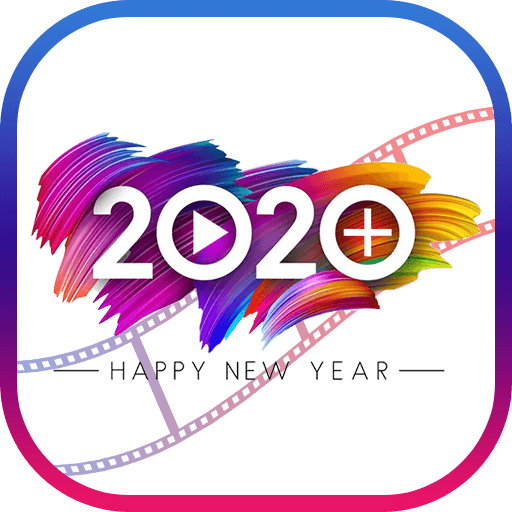 New Year Video Maker With Music APK
