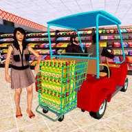 Supermarket Easy Shopping Cart Driving Games APK