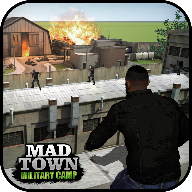 Mad Town Military Camp APK