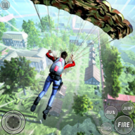 Battleground Fire Squad - Free Shooting Survival APK