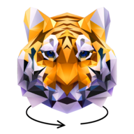 Low Poly 3D Sphere APK