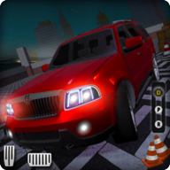 Luxury Prado Car Parking Site 3d : New Car Games APK