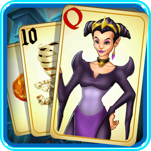 Solitaire Story: Vampire Monster Magic APK